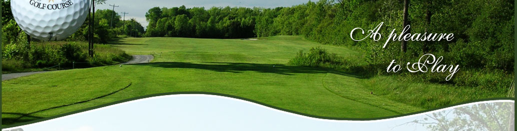 Azinger design golf course in Prince Edward County